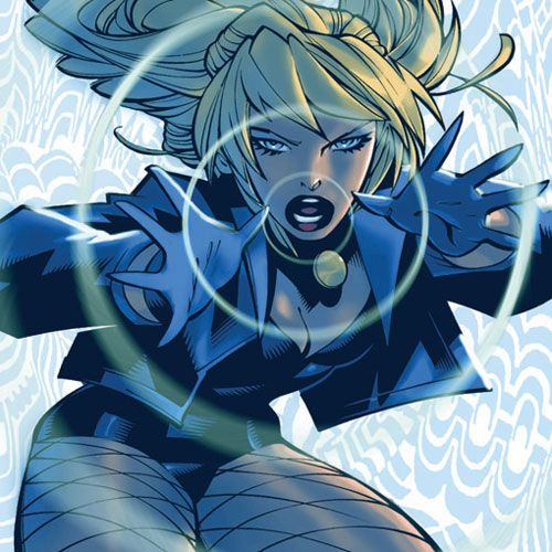 Black Canary by Chris Bachalo