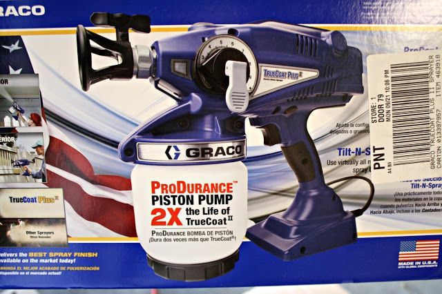Thrifty Decor Chick: The BEST Sprayer for Painting Kitchen Cabinets