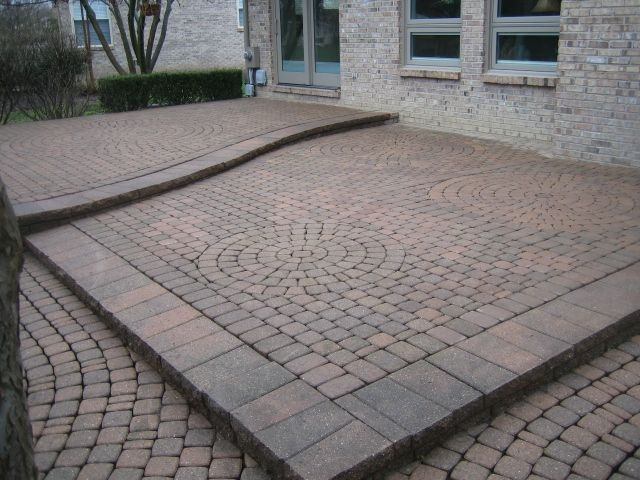 best 25+ brick paver patio ideas only on pinterest | paver stone