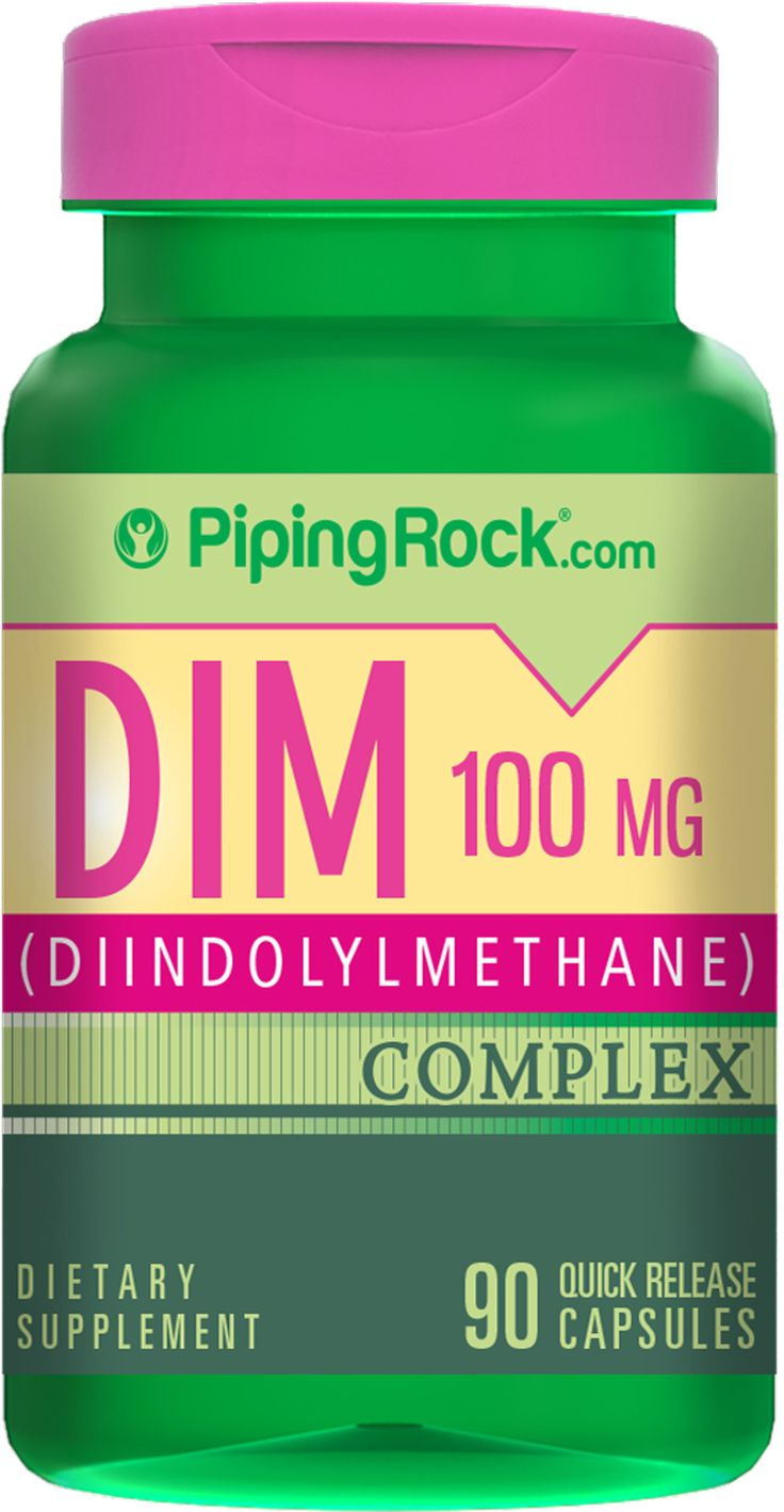 Buy Discounted DIM Complex 100 mg (diindolylmethane) 50 Capsules Vitamins & Supplements online at PipingRock.com