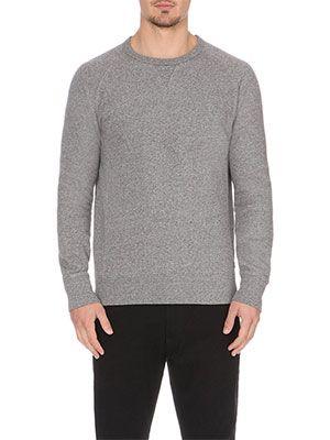 Levi's Raglan Crew Neck Sweatshirt, £55