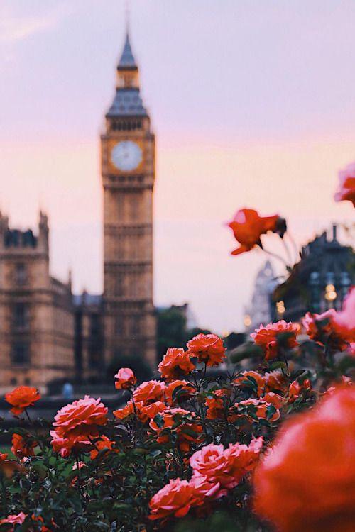 "banshy:  ""London, United Kingdom by: James Relf Dyer  """