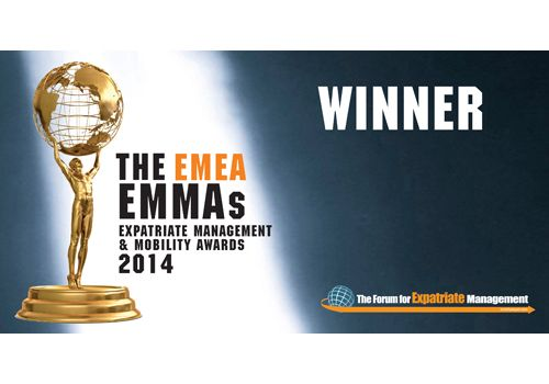 More exciting news: Santa Fe are DOUBLE award #winners! EMEA & APAC #relocation awards! Well done team Santa Fe!