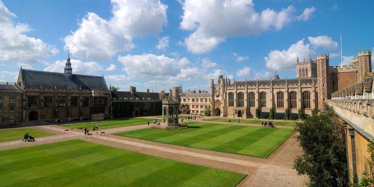 Cambridge University Trinity College