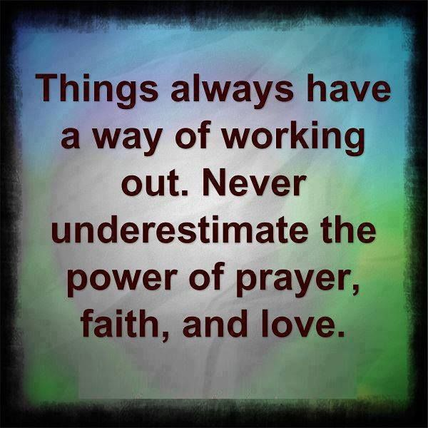 Power Of Prayer Quotes Fascinating Best 25 Power Of Prayer Images On Pinterest  Thoughts Faith And . 2017