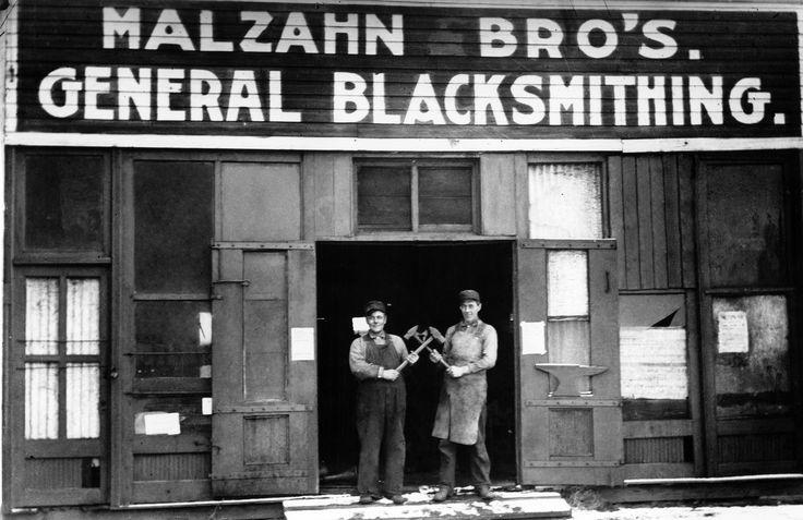 blacksmithing | Description Malzahn bros general blacksmithing.jpg