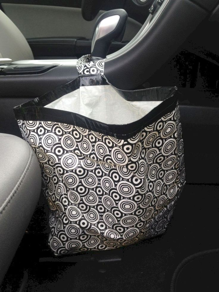 nice 52 Clever and Cool DIY Car Trash Can Ideas for Messy People  https://about-ruth.com/2017/08/29/52-clever-cool-diy-car-trash-can-ideas-messy-people/