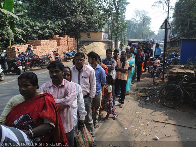 Varanasi shows how Modi's demonetisation gamble has broken the back of India's $1-trillion hidden economy - The Economic Times