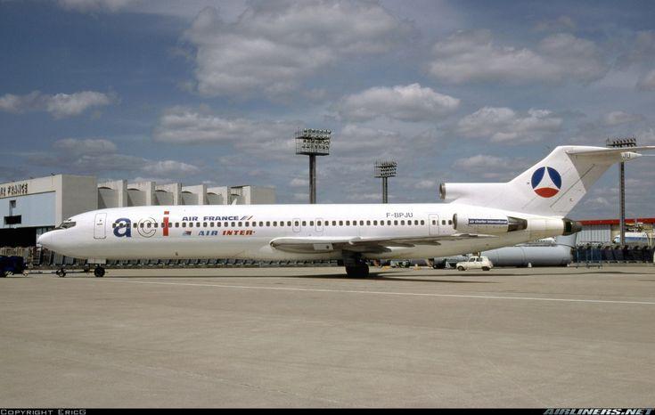 Boeing 727-214 - Air Charter International - ACI (Air France / Air Inter)   Aviation Photo #4321597   Airliners.net