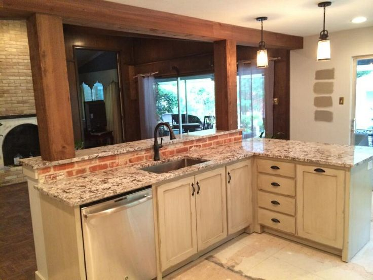 11 best scenes from a country kitchen reovation images on for Kitchen design 75214
