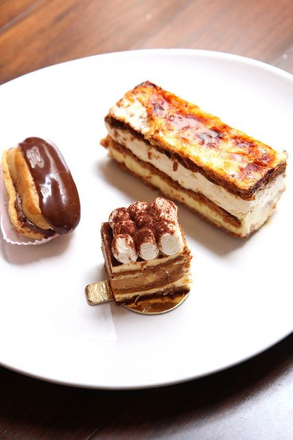 25-food-millefeuille1 by Macaroons, via Flickr