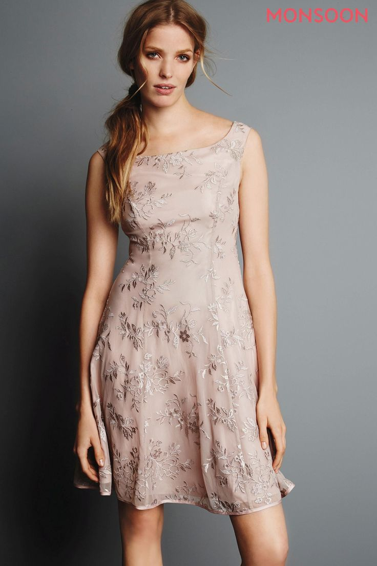 Next online party dresses - Buy Pink Monsoon Primrose Lace Dress From The Next Uk Online Shop