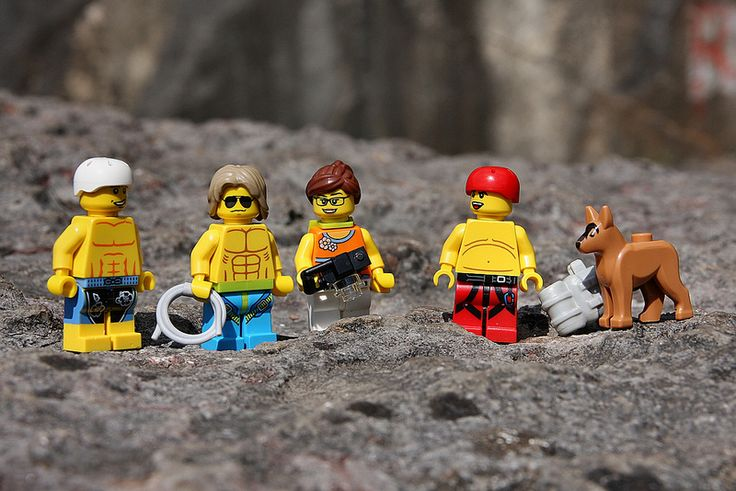 A kick up the backside: Following a recent visit to Bristol's Avon Gorge, Lego Dan now realises that it might be time to address his lax training regime and love of chocolate biscuits.     Dot on the other hand, had a lovely time... as her camera can testify.