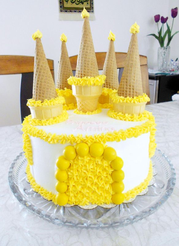 best 25+ castle birthday cakes ideas on pinterest | princess