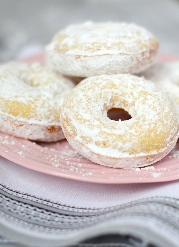Buttermilk Baked Donuts | Forgiving Martha for Camille Styles