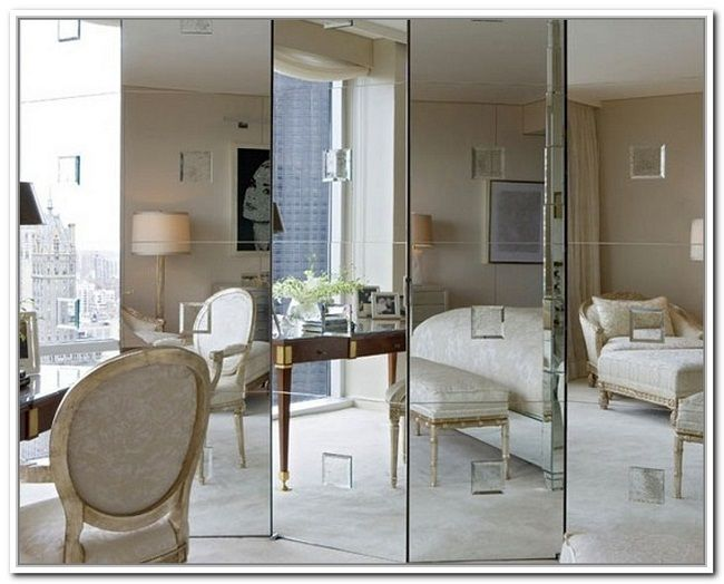 mirrored bifold closet doors frameless door designs plans