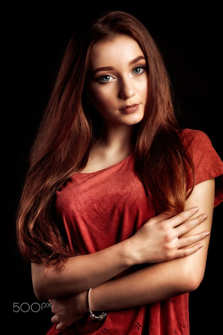 """Viktoria (4) - Fashion portrait of beautiful young woman.  You are welcome to visit my site <a href=""""http://portretyzeman.cz/"""">www.portretyzeman.cz</a> for my other portrait works.  You can also visit my <a href=""""http://janz.cz/"""">blog</a> about photography and retouching."""