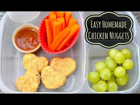 73 best easy recipe quick videos images on pinterest easy cooking easy homemade chicken nuggets kids love recipe video learn how to make these forumfinder Image collections