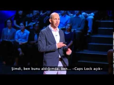 TED Konuşmaları - Öğrenmeyi Ateşlemek İçin 3 Kural   EĞİTİMPEDİAEĞİTİMPEDİA
