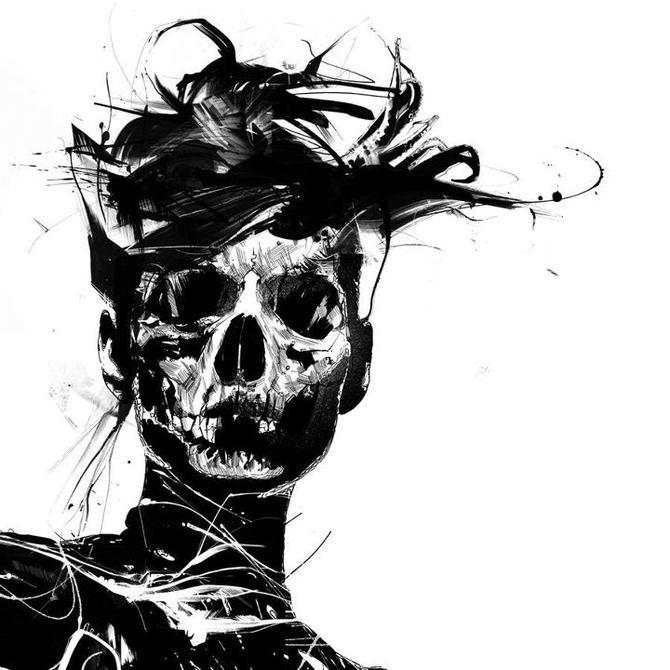 23 best Finished Masks images on Pinterest | Crows ravens ...