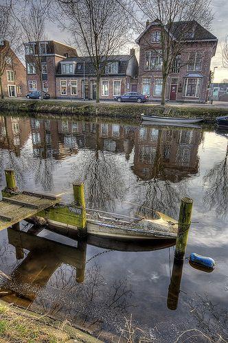 Den Helder; View on the Visbuurt