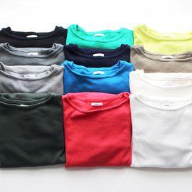 Green Hills(グリーンヒルズ)のTシャツ・カットソー「Green Hills|サーマル長袖Tee」をsaro(サロ)で購入できます。暮らしを素敵にするモノを集めたショッピングモール、キナリノモール。