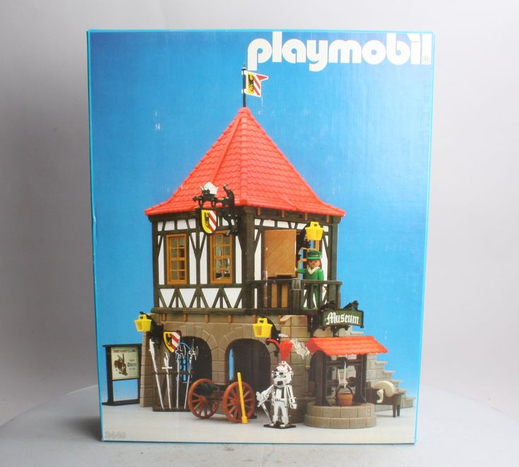 playmobil museum - Google Search