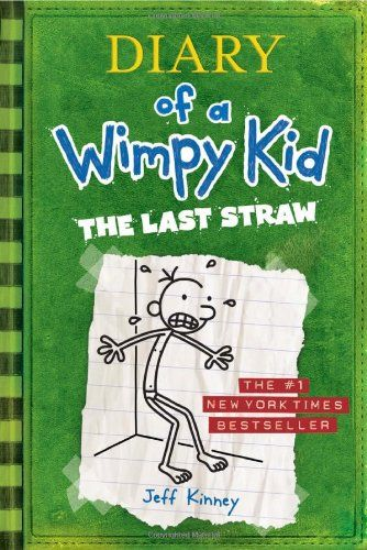 Diary of a Wimpy Kid: The Last Straw (Book 3) by Jeff Kinney,http://www.amazon.com/dp/0810970686/ref=cm_sw_r_pi_dp_d3yjtb09RDKW0K3E