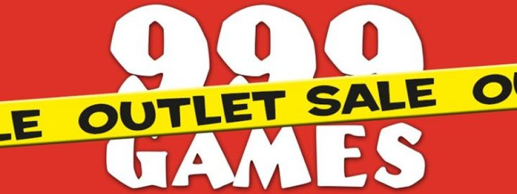 Outlet Sale 999 games -- Almere-Stad -- 30/11