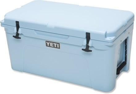 What does your loved one want out of a cooler? Most coolers come away from a life full of adventure with cracked corners, caved-in lids and busted hinges. Not the Yeti Tundra 65. It's built tough to take the abuse that comes with the way they play.