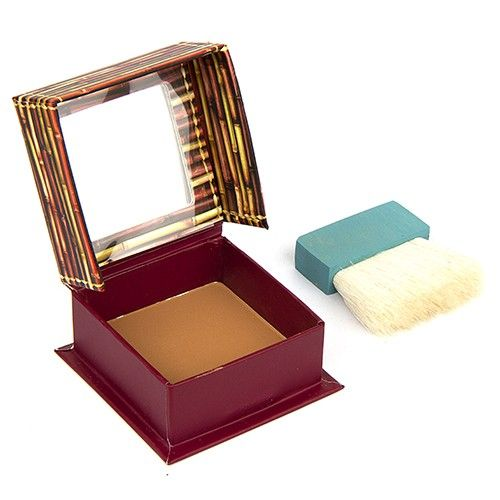 This soft bronze matte powder gives your complexion a healthy, natural looking tan.