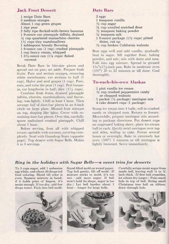 170 best Vintage Retro Recipes images on Pinterest Retro