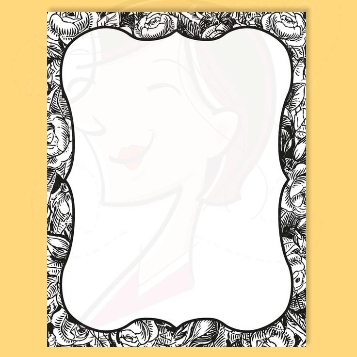 page border frames black vintage certificate frames clip art clipart 8 x 11 rectangle frame decorative