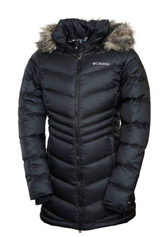 Details about COLUMBIA WOMENS' POLAR FREEZE DOWN JACKET
