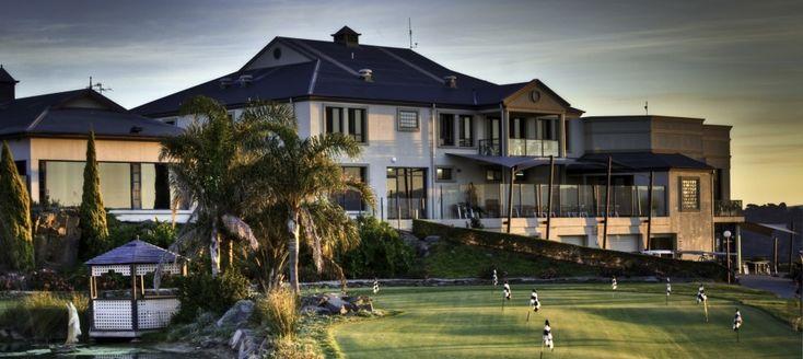 McCracken Country Club in Victor Harbor, SA