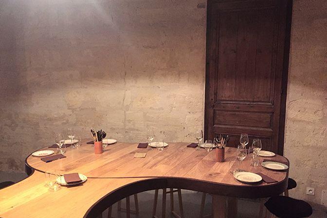 Restaurant Mampuku, 9, rue Ausone Bordeaux 33000. Envie : Cuisine d'auteur, Néobistrot, Asiatique. Les plus : Antidépresseur, Manger seul .