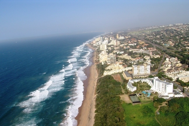 Umhlanga Beach - Natal South Africa