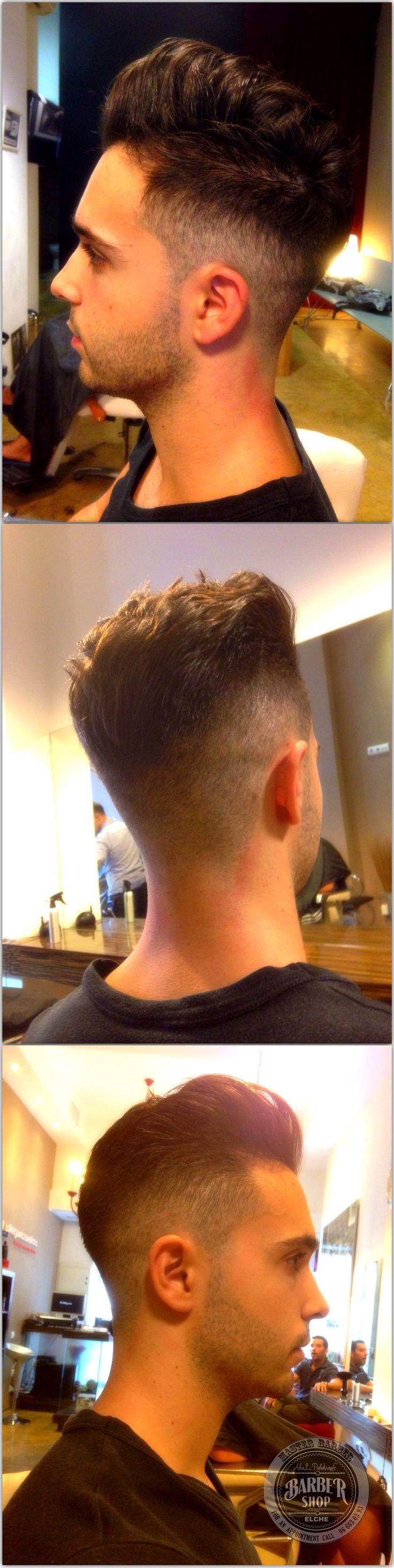 Trabajo realizado por el equipo @Abel Tan Pelukeros Elche Elche  #Hair #STYLE #Men