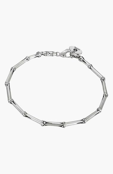 Free shipping and returns on John Hardy 'Bamboo' Bracelet at Nordstrom.com. John Hardy's signature bamboo style details a slender line bracelet forged from polished sterling silver.