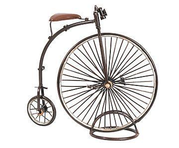 Adorno Bicicleta Modelo 1870 - 22cm