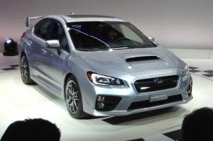 2015 Subaru WRX STI for sale