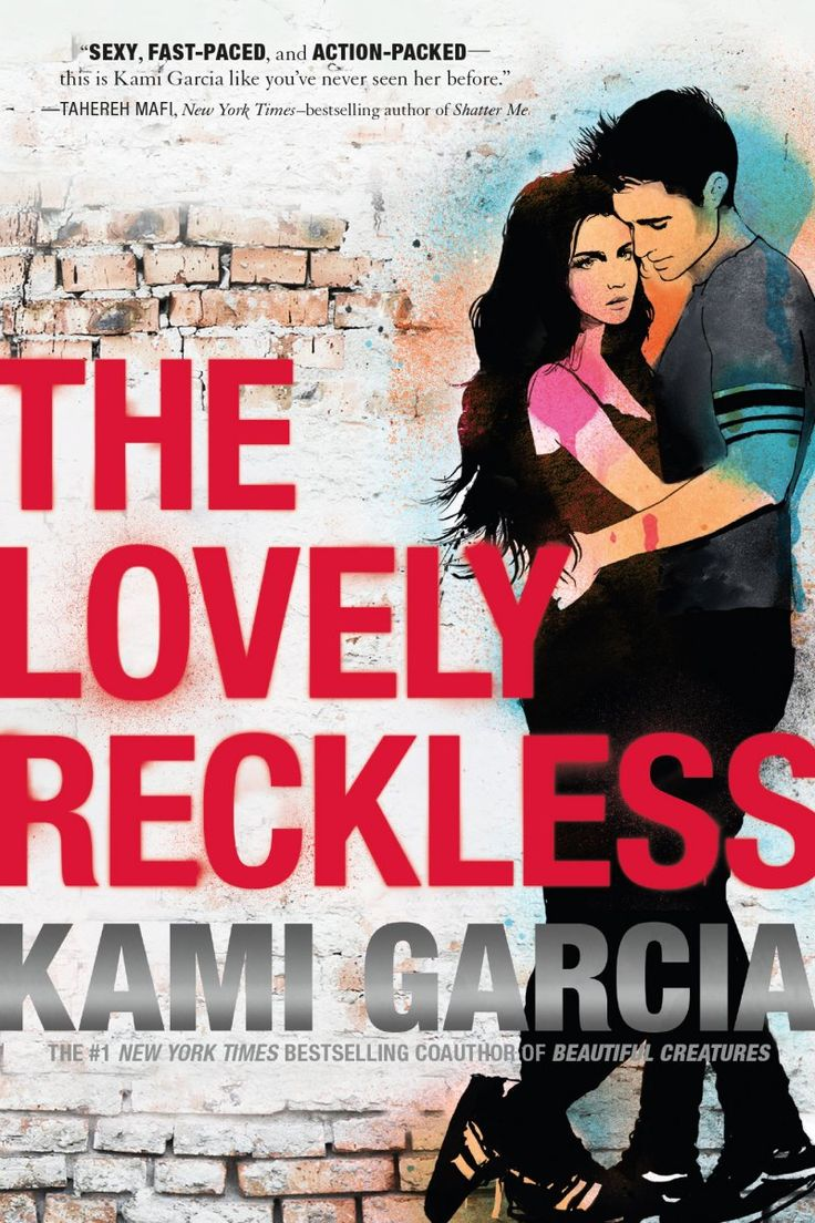 Cover Reveal from RT Book Reviews: The Lovely Reckless by Kami Garcia  http://www.rtbookreviews.com/blog/87273/cover-reveal-kami-garcias-lovely-reckless