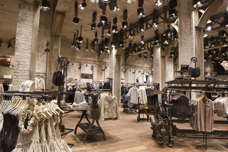 """""""AllSaints"""" store in Chicago!"""