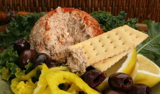 Smoked Mullet Spread @Florida Agriculture @The Food Channel .com #recipe #mullet