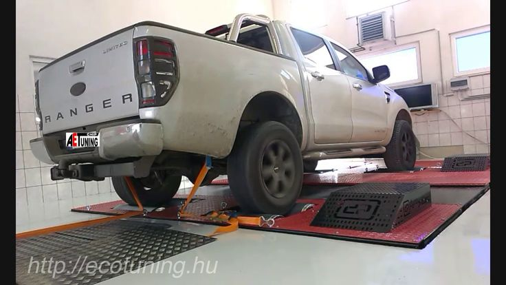 Ford Ranger 2.2TDCI 150LE AET CHIPtuning Referencia Videó