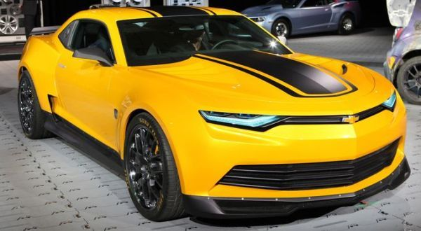 Automotive News - Chevrolet Recommend Bumblebee in ...