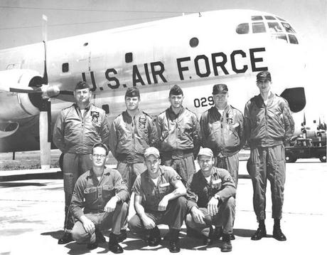 MY CREW AND I WHEN TDY AT  INCIRLIK AIR BASE TURKEY THE YEAR 1962