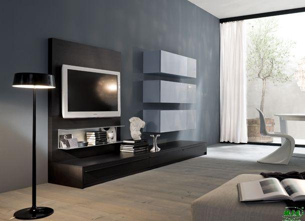 salotti moderni stile minimal idee : Salotti moderni