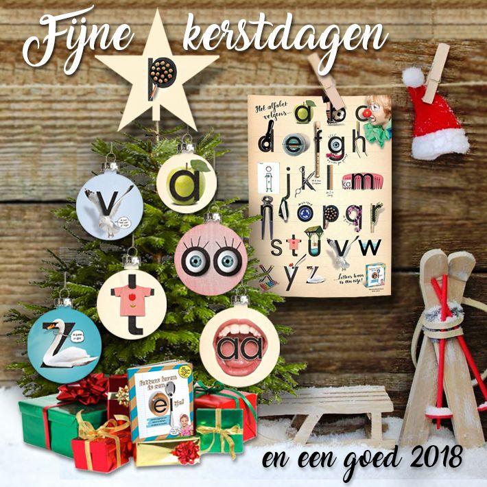 ★ Fijne kerstdagen en een goed 2018! ★