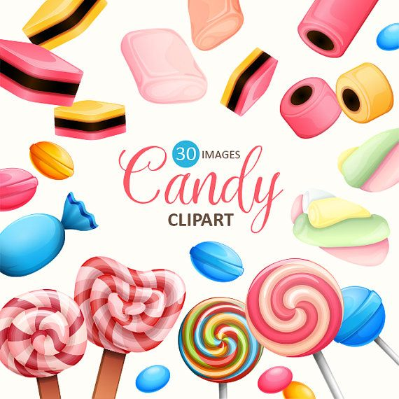 free clipart pictures sweets - photo #18